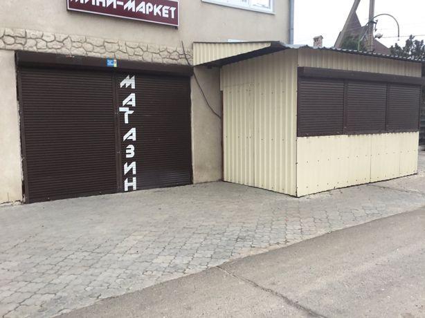 Сдается в аренду киоск для торговли 10 м.кв. Азовское побережье. Урзуф
