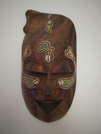 4 Máscaras Africanas