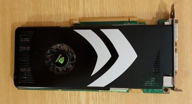 Видеокарта Nvidia GeForce 8800GT на запчасти