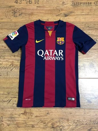 Футболки подростковые Nike DriFit Barcelona
