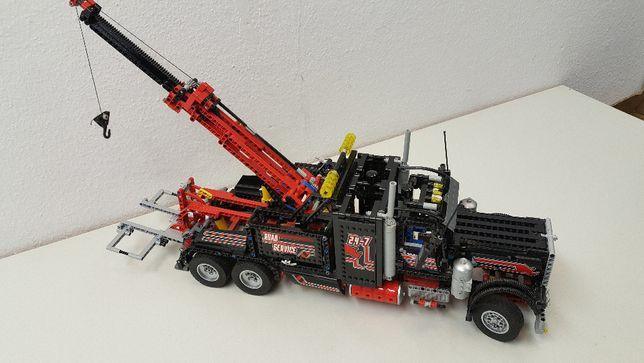 Lego Technic 8285 - Tow Truck Holownik klocki