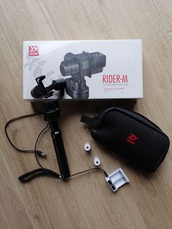 Rider-M 3-osiowy gimbal do GoPro. ZHIYUN