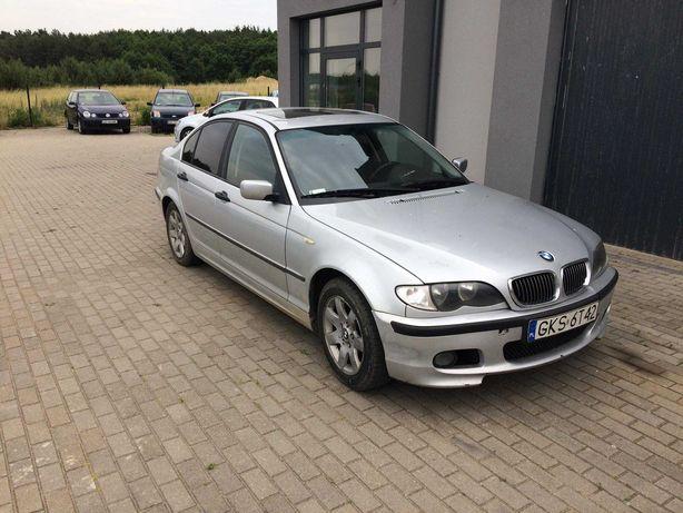 BMW E46 2.0D 150KM LIFT M pakiet