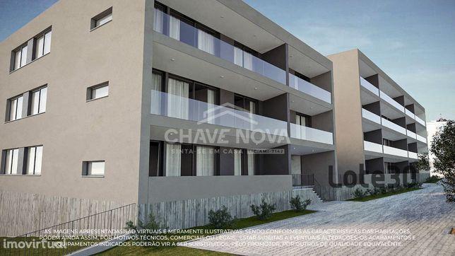T1+1 NOVO com Terraço, Arrumos e garagem na Madalena Gaia
