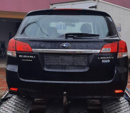 Subaru Legacy розтаможена на учете обмен