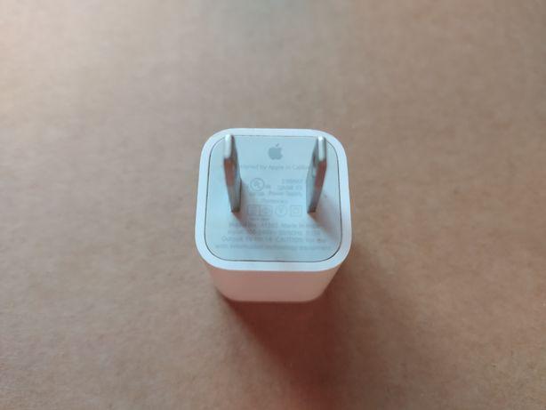 Блок питания, зарядное устройство для Apple iPhone, iPod. Оригинал.