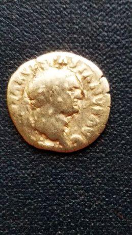 Динарий Династия Юлиив-Клавдиив-Флавиив до 96 года. Серебро