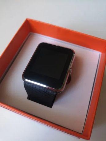 NOWY Smartwatch & Phone MANTA MA429 GUMMO Zegarek Cały komplet