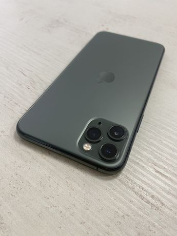Iphone 11 pro max 64 green