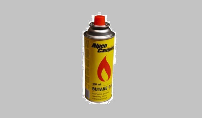 Kartusz gazowy nabój do kuchenki palnika 400 ml