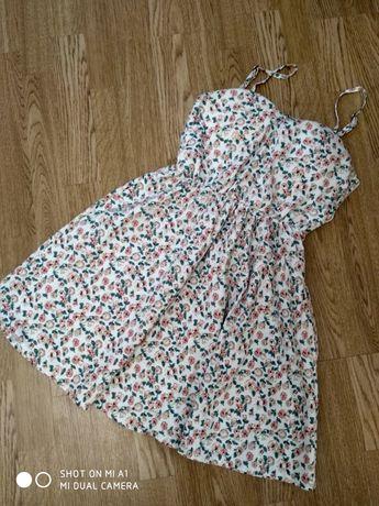 Сарафан платье женское 42 размер 100% хлопок