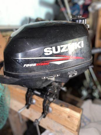 Мотор лодочный Suzuki Marine