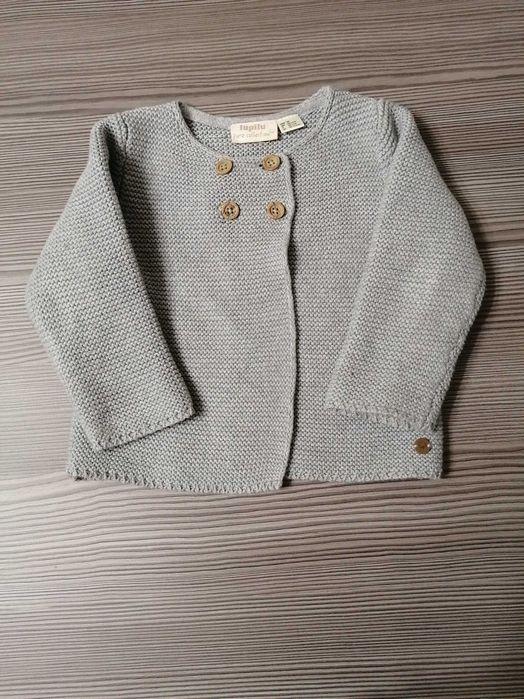 Sweterek Lupilu dziewczęcy roz 74/80 Kalisz - image 1