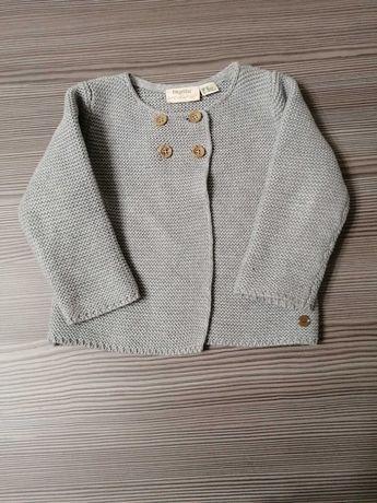 Sweterek Lupilu dziewczęcy roz 74/80