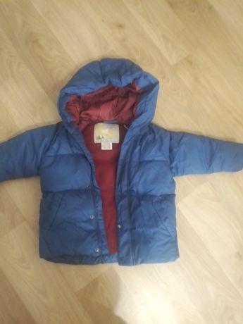 Зара курточка для девочки