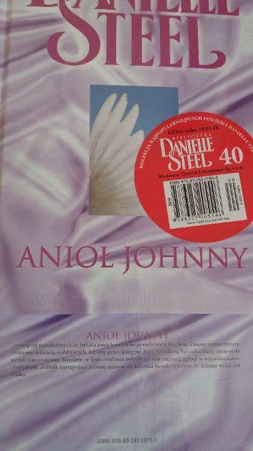 książka danielle steel anioł johny nowa