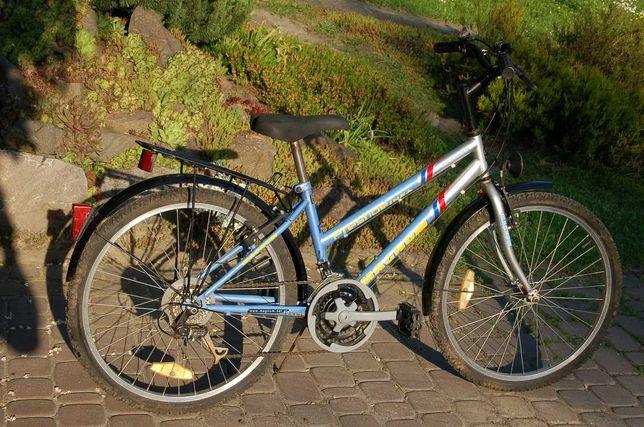 Rower młodzieżowy, koła 24 '' sprawny