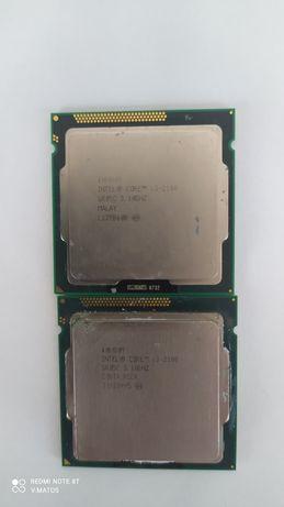 2 Processadores Intel® Core™ i3-2100