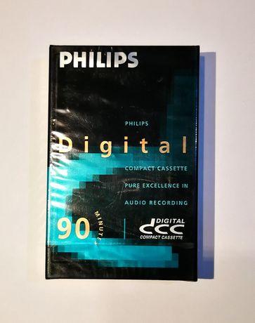 Cassete áudio digital dcc Philips