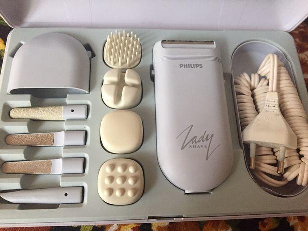 PHILIPS  Ladyshave cosmetic set