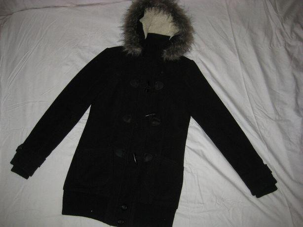 Куртка парка пальто Clockhouse Германия размер М Зимняя. на утеплителе