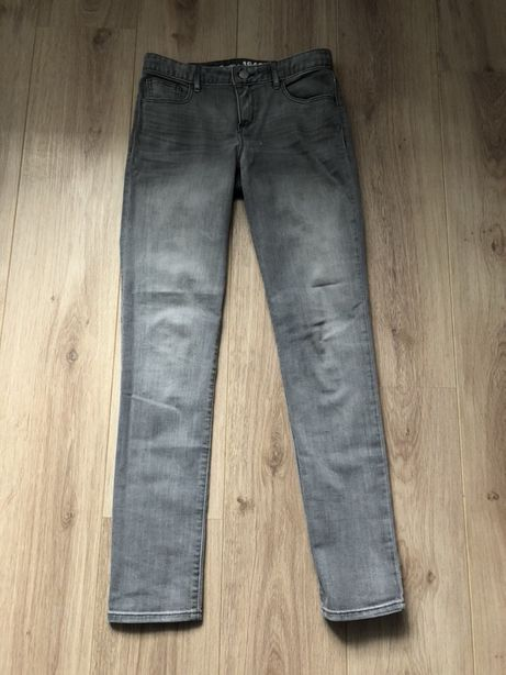 GAP oryginalne jeansy dziewczęce super skinny 13 lat