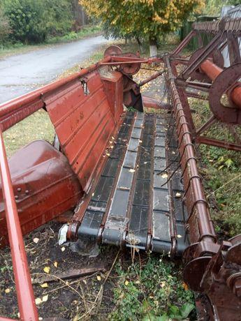 Жатка ЖРБ 4,2 под трактор