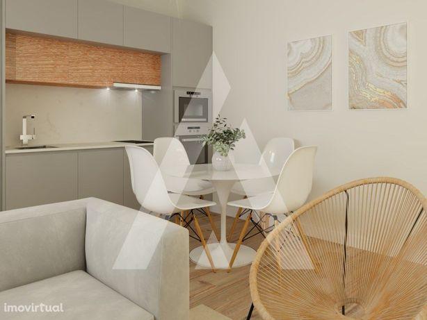 Apartamento T2 remodelado na Praia da Costa Nova!