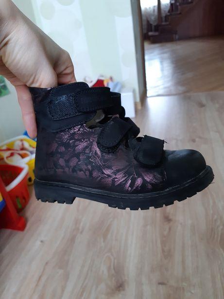 Ортопедические ботинки / туфли