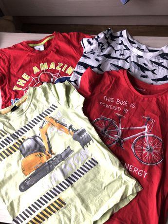 Koszulki z krotkim rekawem 122-128