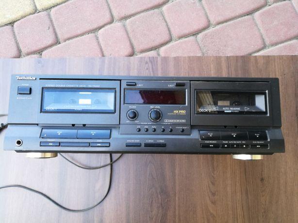 Technics RS-TR232 magnetofon dwukasetowy deck