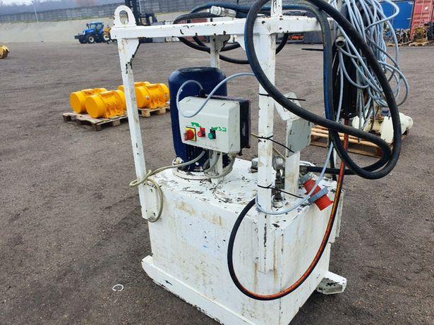 agregat zasilacz hydrauliczny 15 kw SAUER BIBUS 210 bar 50 L/min