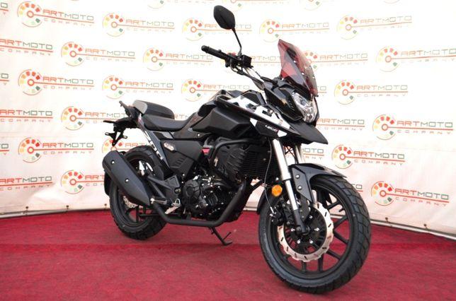 Новый мотоцикл Lifan/ Лифан KPT 200 Официально из салона Артмото