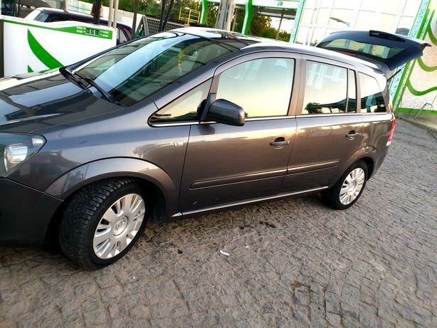 Opel zafira 1.7cdti 92kw isuzu
