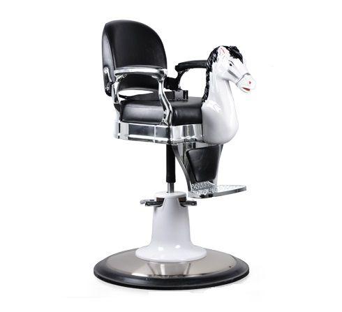 Mobiliario de cabeleireiro e barbeiro - Cadeira de Corte Infantil Nova