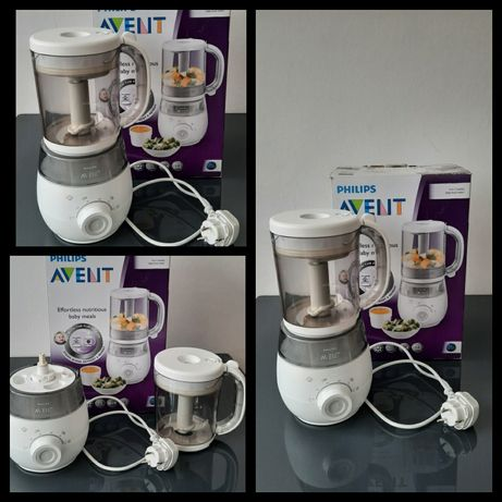 Parowar i blender Awent 4w1 gotowanie na parze