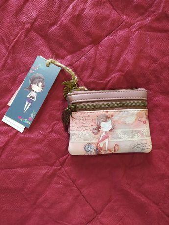 Porta moedas e porta cartões Sweet candy