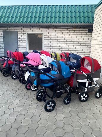 Склад детских колясок 2в1 (Tako, Adamex, Riko, Camarelo)