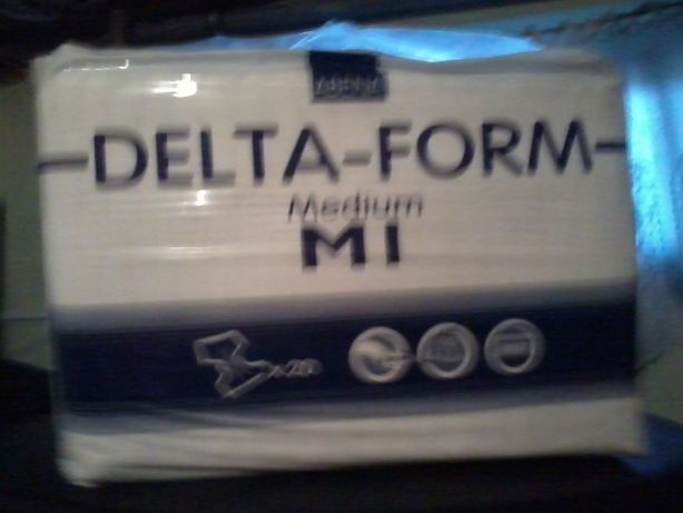 Pampersy DELTA-FORM Medium M1 (20 szt.)
