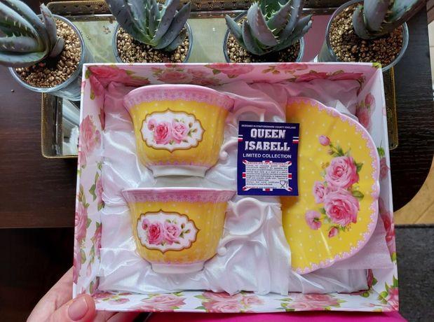queen isabell porcelana-Świąteczny prezent