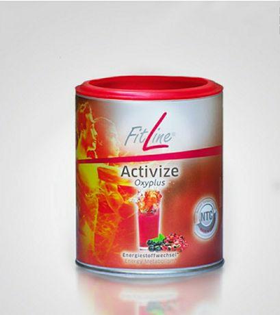 витаминное кислородное питание Fitline Activize Активайз Окси Фитлайн