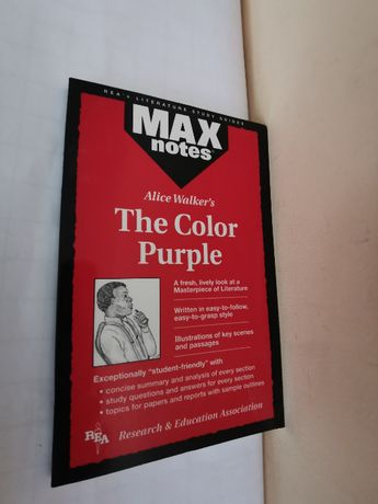 MAXnotes by Christopher Hubert (The Color Purple) w angielskiej wersji