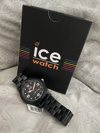 Nowy zegarek ICE watch czarny bransoleta oryginalany