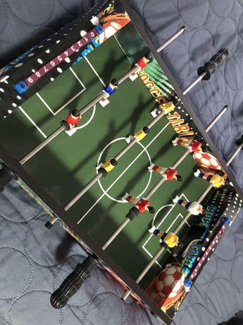Piłkarzyki mini gra zręcznościowa dla dzieci