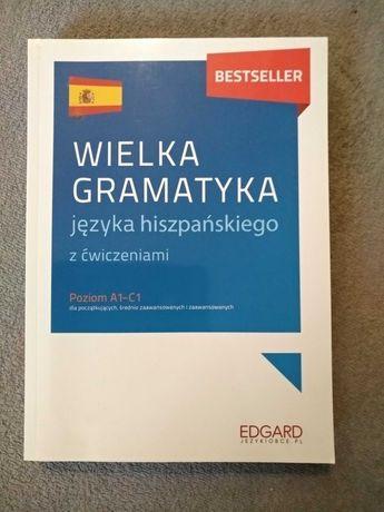 Wielka gramatyka języka hiszpańskiego.