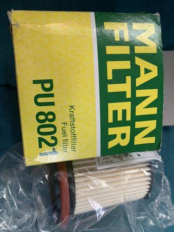 Nowy Filtr paliwa PU8021 MANN FILTER