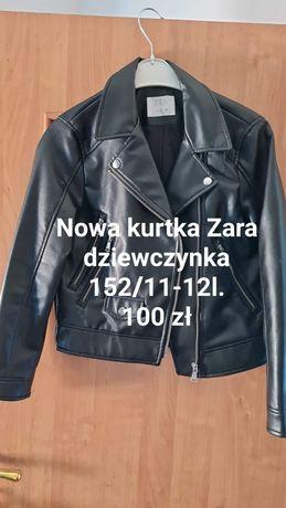 Kurtka Zara r.152 dziewczynka nowa