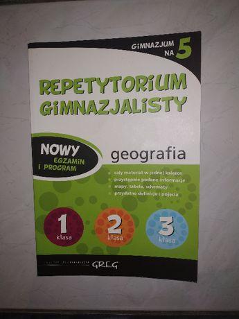 Repetytorium gimnazjalisty- geografia