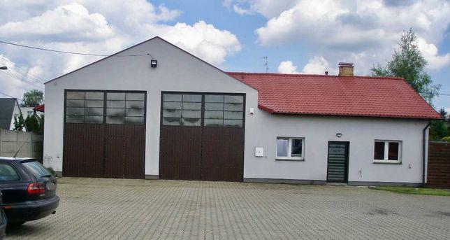 Lokal usługowo-magazynowy, pom. biurowe, hala magazynowa 300 m2