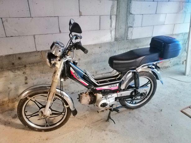 мотоцикл Дельта 110 кубов